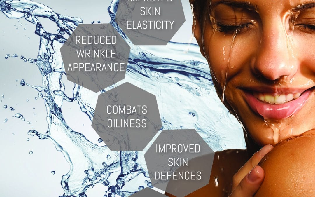 5 benefits of hydrated skin